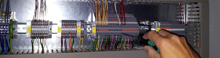 Steuerung Regelung Schaltschrank Verteilung - Elektro Kühn Kitze GbR